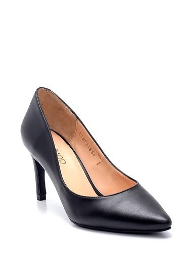 Derimod Kadın Stiletto (10115-05) Gova/Stiletto Siyah
